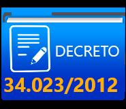 DECRETO 34023-12