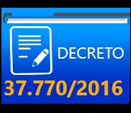 DECRETO 37770-16