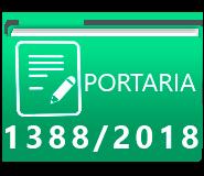PORTARIA 1388-2018