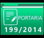 PORTARIA 199-14