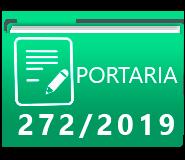 PORTARIA 272-19