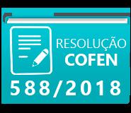RESOLUÇÃO 588-18